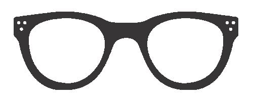 Brillengestelle ovale oder runde Form herzförmigeGesicht